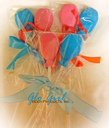 Bubbling Balloon Soap - 2 pcs