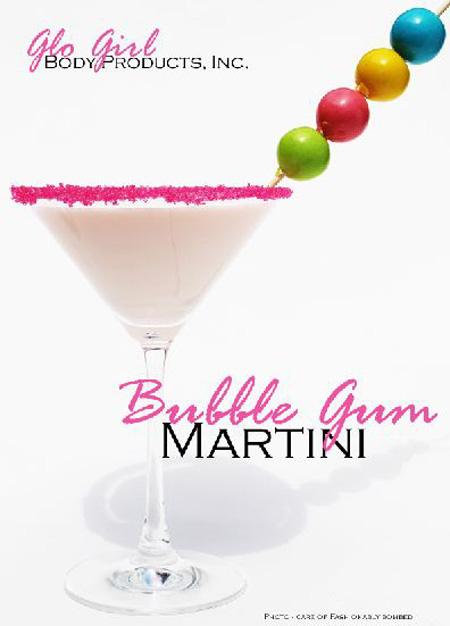 Bubble Gum Martini Treatment Kit