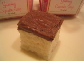 Cake Soap