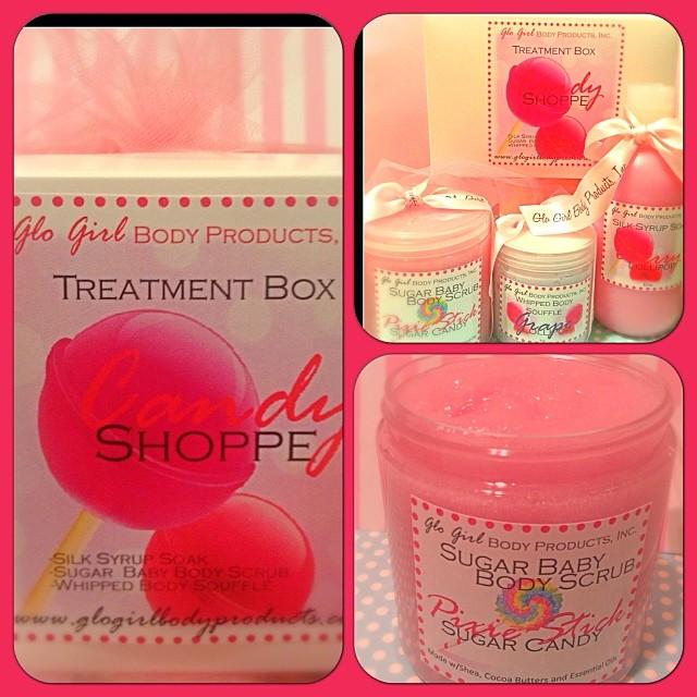 Candy Shoppe Treatment Kit