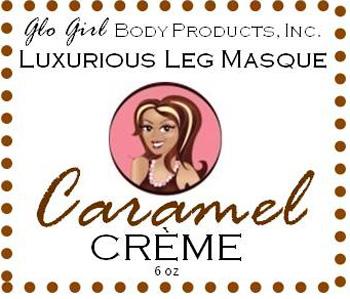Creamy Caramel Leg Masque 10 oz