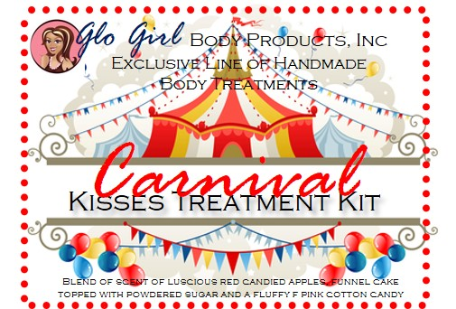 Carnival Kisses Treatment Kit