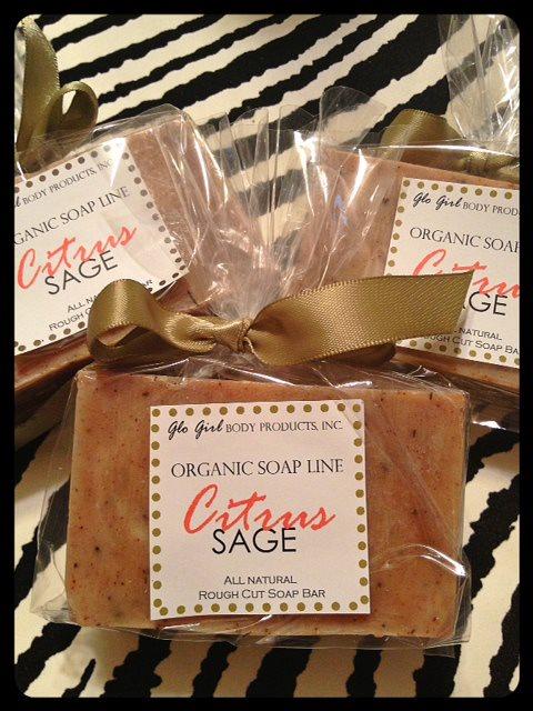 Citrus & Sage Soap