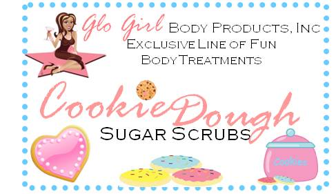 Cookie Dough Sugar Scrubs