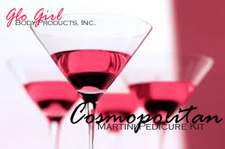 Cosmopolitan - Pedicure Kit