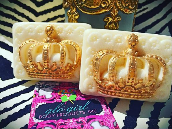 Royal Crown Soap Bar