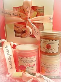 Cupcake Treatment Gift Box Set