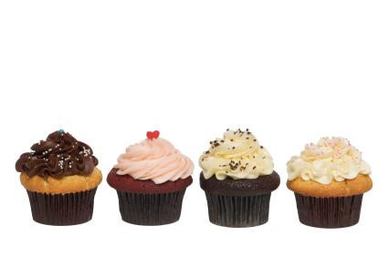 Sweet Cupcake Trio Treatment Kit