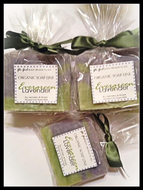 Evergreen & Lavender (Vegan, All Natural)