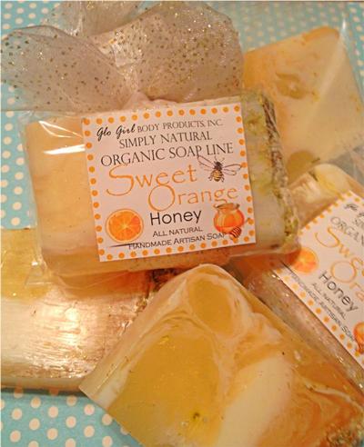 Sweet Orange & Honey