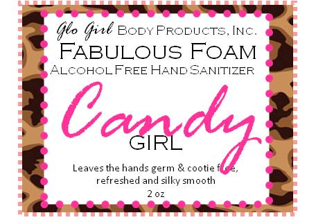 Fabulous Foam - Hand Sanitizer 2 oz