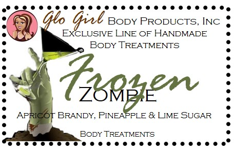 Frozen Zombie Cocktail Treatment Kit