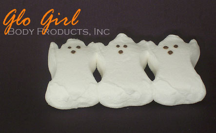 Marshmallow Halloween Ghost Soap 4.5 oz