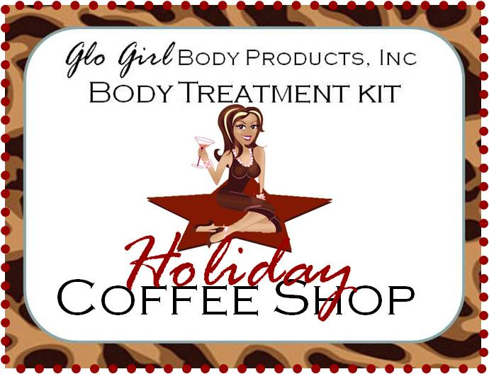 Holiday Coffee Shop Pedicure Kit