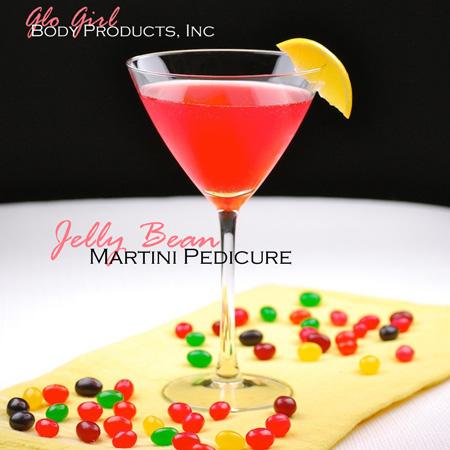 Jelly Bean Martini Mani/Pedi Kit