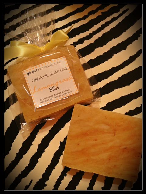 Lemongrass Bliss Bar (Top seller for new mothers)