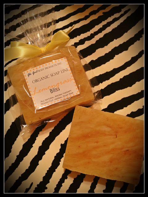 Lemongrass Bliss Bar (Top seller for new mothers)