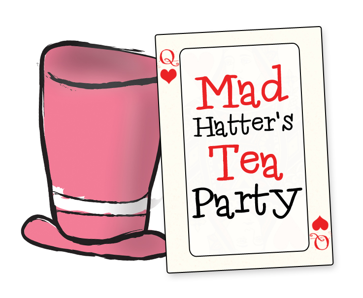 Mad Hatters Tea Party Pedi Kit