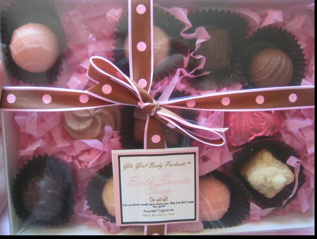 Girlie Girl Box of Bon Bons 12 Pcs