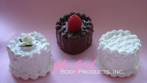 3 TEA CAKES SOAP SET