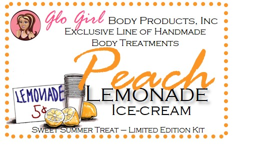 Peach Lemonade Treatment Kit  - Limited Edition