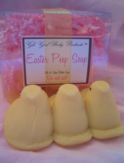 Marshmallow Easter  Treat  Soap