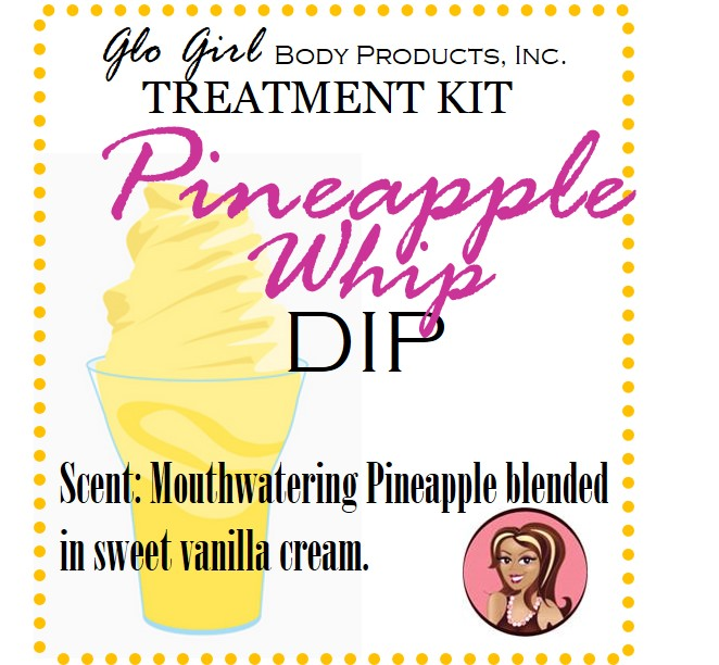 Pineapple Whip Dip - Treatment Kit