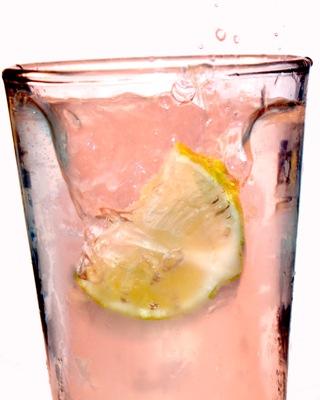 Lemonade Stand Pedicure