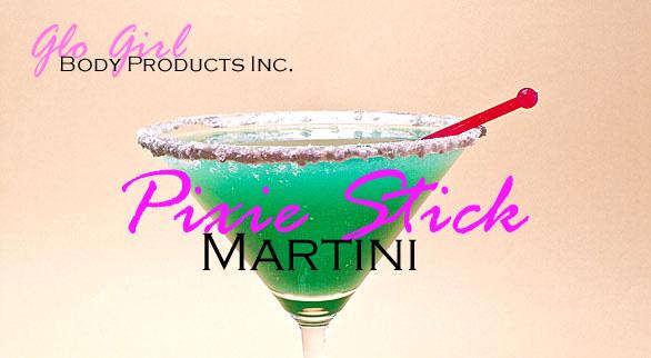 Pixie Stix Martini Mani/Pedi Kit