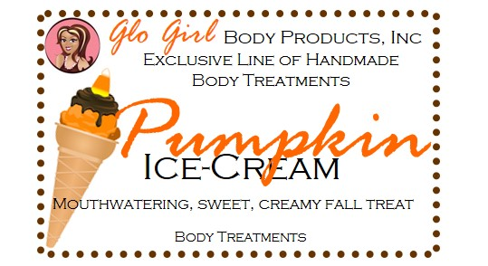 Pumpkin Ice-Cream Kit -  4 Step