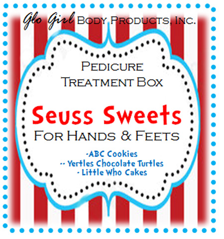 Seuss Sweets Mani/Pedi Kit