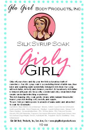 Silk Syrup Soak