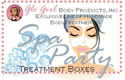 Spa Party Box - Individual Kits