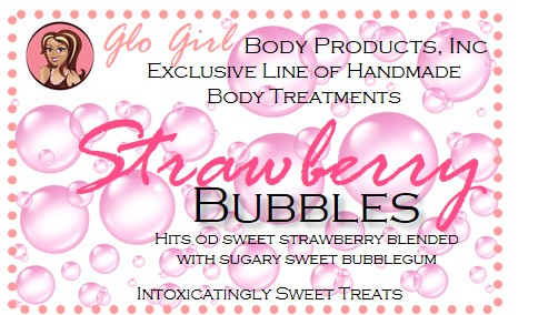 Strawberry Bubblegum Treatment Kit