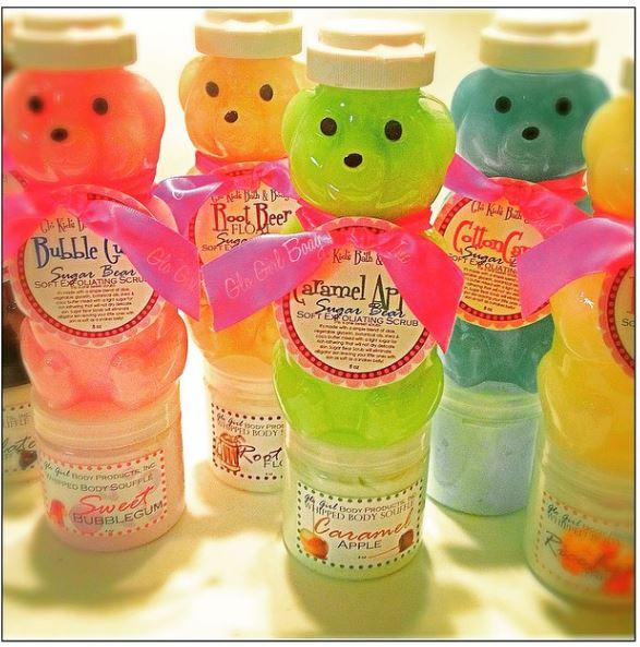 Sugar Bear Set (Scrub & Souffle)