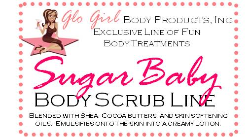 Sugar Baby Body Scrubs