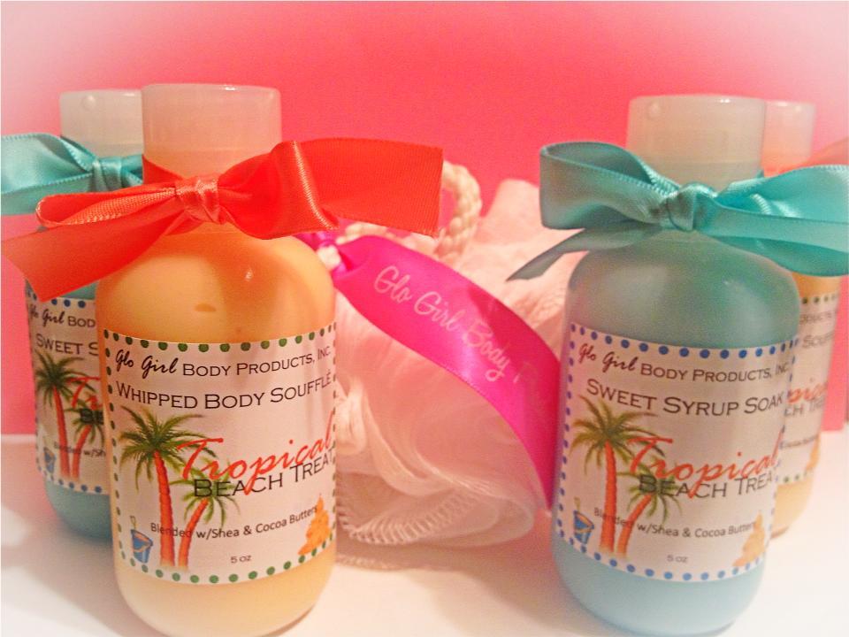 Sweet Syrup Soak 10 oz