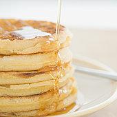 Kids Breakfast in Bed (Sugary Sweet)