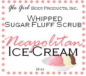 Whipped Sugar Fluff