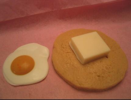 Happy Soap Body Meal - Breakfast