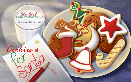 Cookies for Santa Treatment Kit