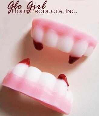 Bite Me - Vampire Teeth Soap 4 pcs