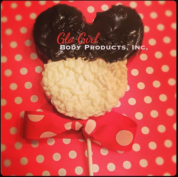 Mickey Inspired Marshmallow Krispy Pop SOAP 6 oz