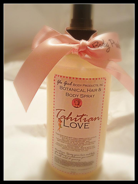 Hydrating Botanical Hair & Body Spray 10 oz